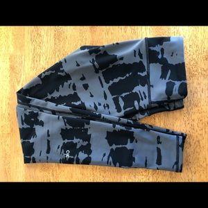 Alo Yoga Airbrush leggings - Tie Dye